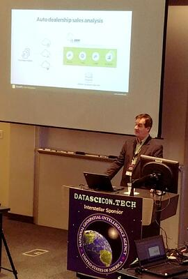 Data integration on the road: DataSciConTech