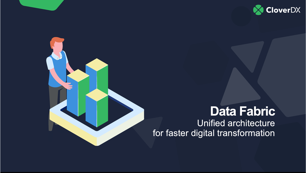 Data Fabric for faster transformation