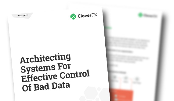 Architecting Systems for Effective Control of Bad Data