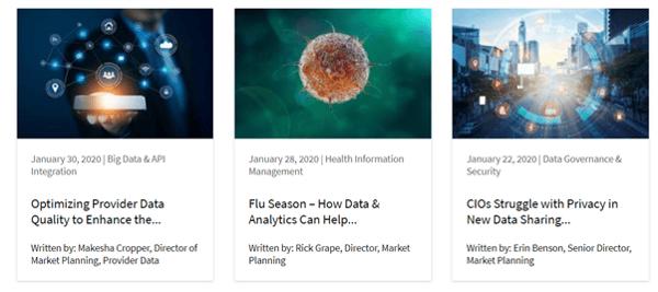 Data-driven business transformation blogs - LexisNexis