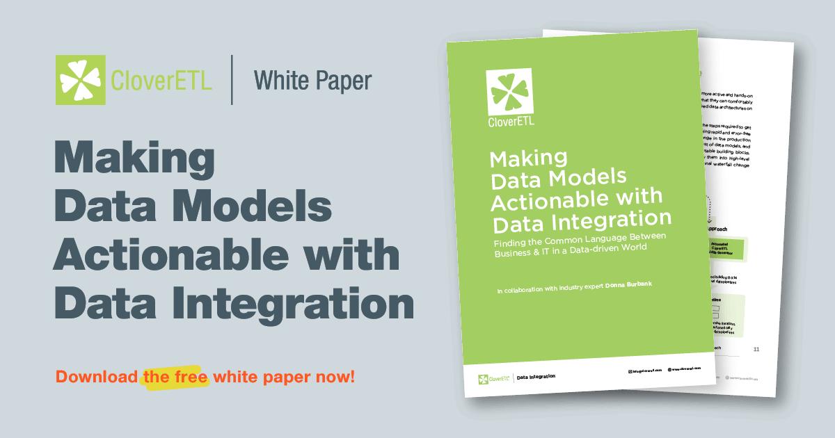 Data Modeling and Data Integration White Paper