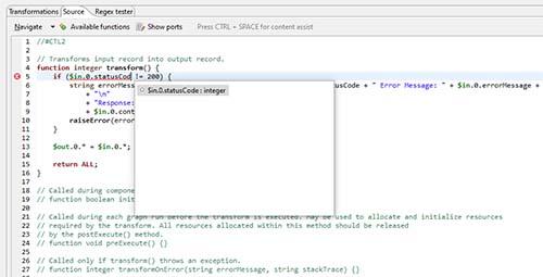 CloverDX developer assists